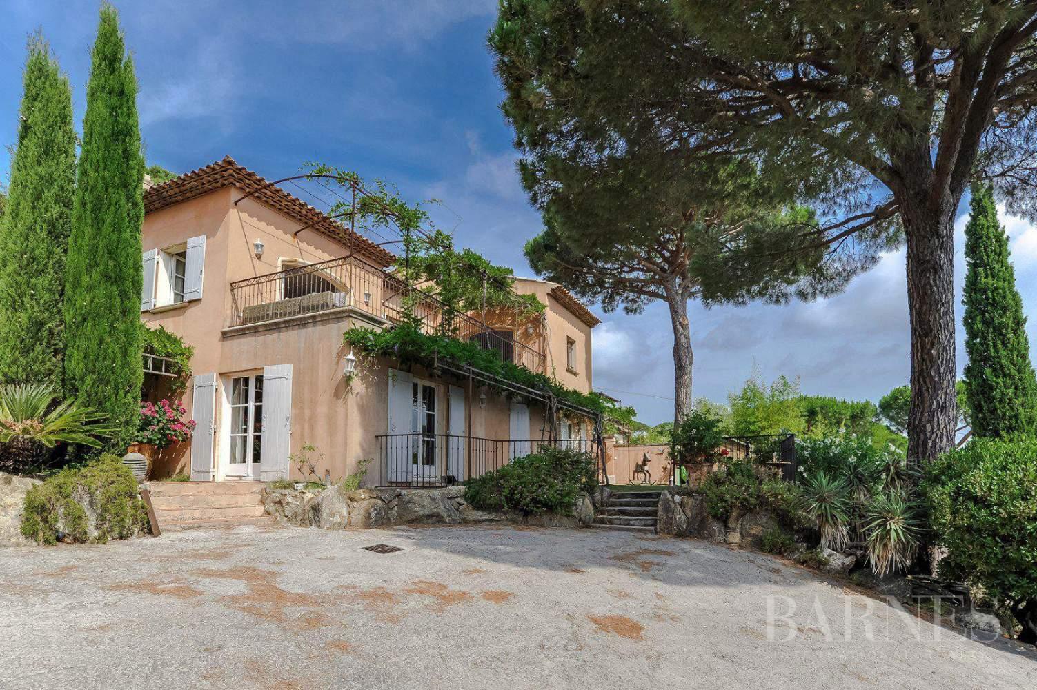 RAMATUELLE - Villa provençale, vue mer, proche de Saint Tropez picture 13