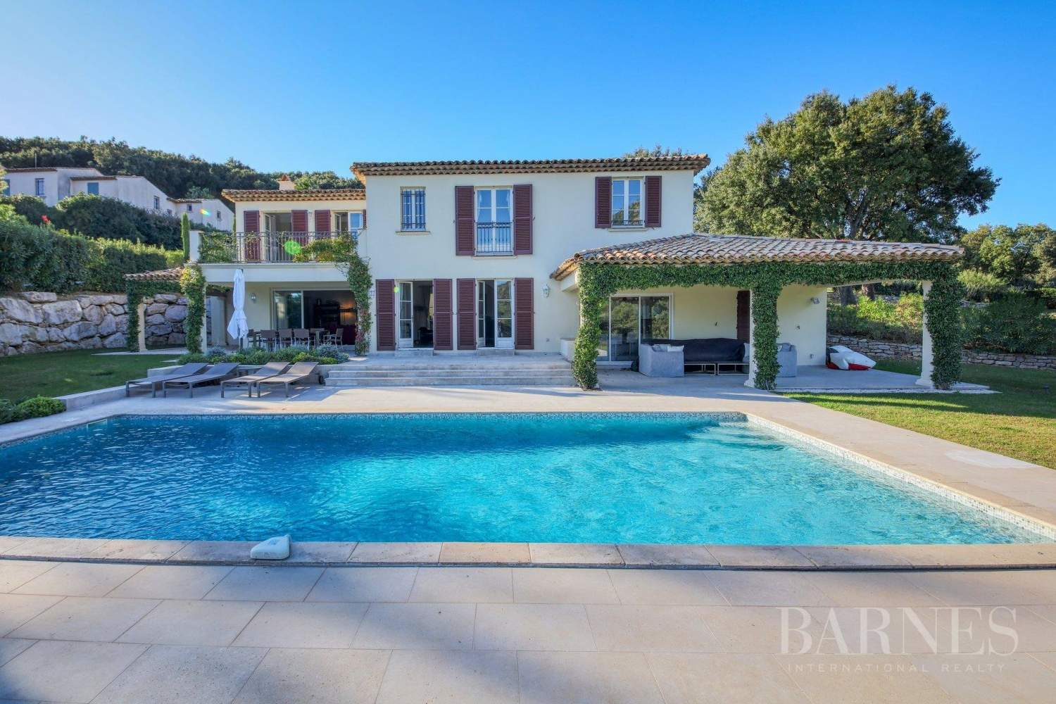GRIMAUD - New villa with sea view picture 14