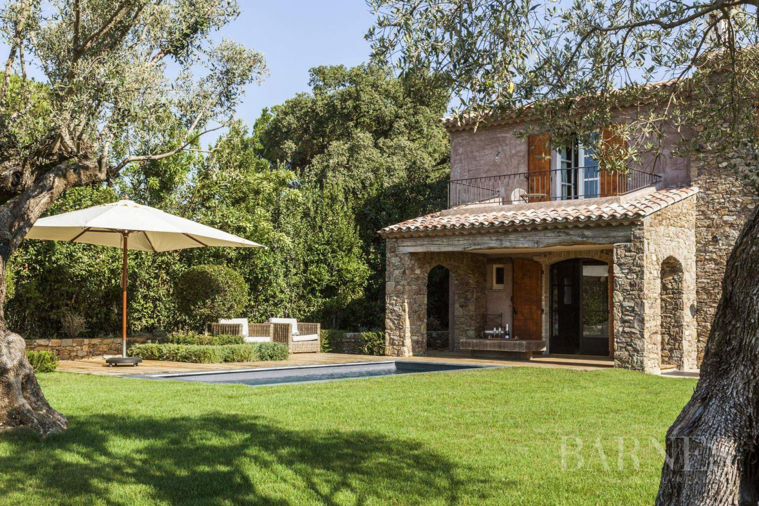Gassin - Magnificent charming villa in the heart of the vineyards picture 1