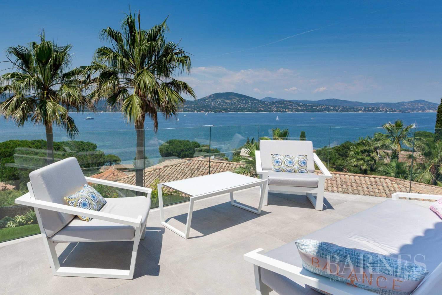 GASSIN - Contemporary house near Saint-Tropez, sea view picture 3