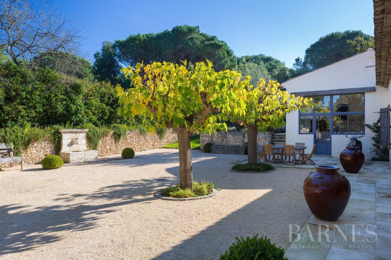 Saint-Tropez - Capon / Pinet - 6 bedrooms - Heated pool picture 16