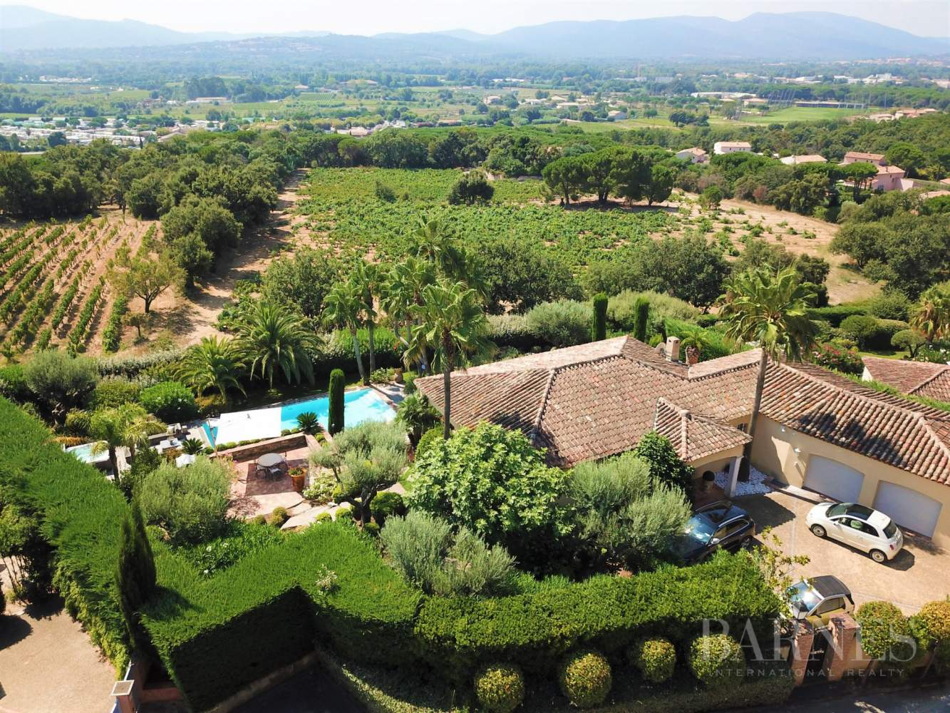 GRIMAUD - Beautiful villa with views of the countryside picture 8