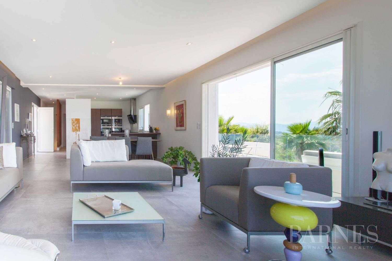 GASSIN - Maison contemporaine proche Saint-Tropez, vue mer picture 7