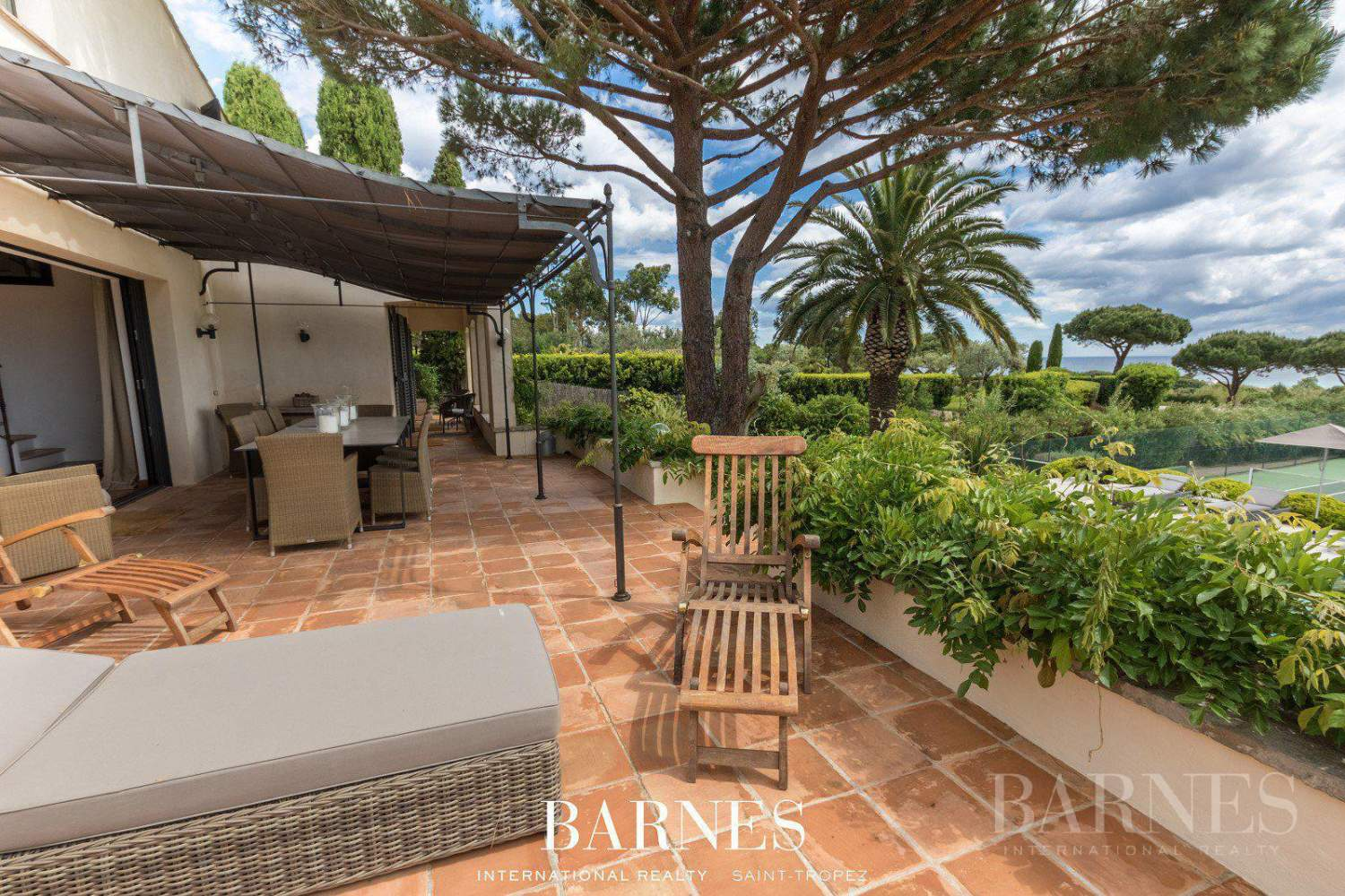 Ramatuelle - Pampelonne close to Club55 - 6 bedrooms - Piscine - Tennis picture 15