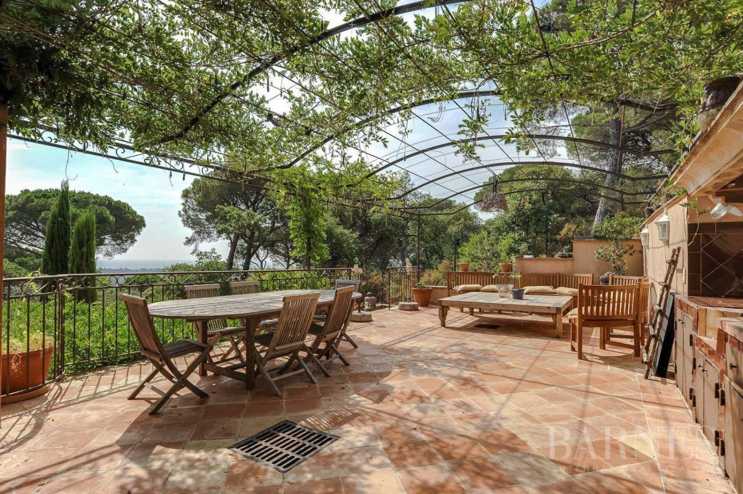 RAMATUELLE - Villa provençale, vue mer, proche de Saint Tropez picture 4