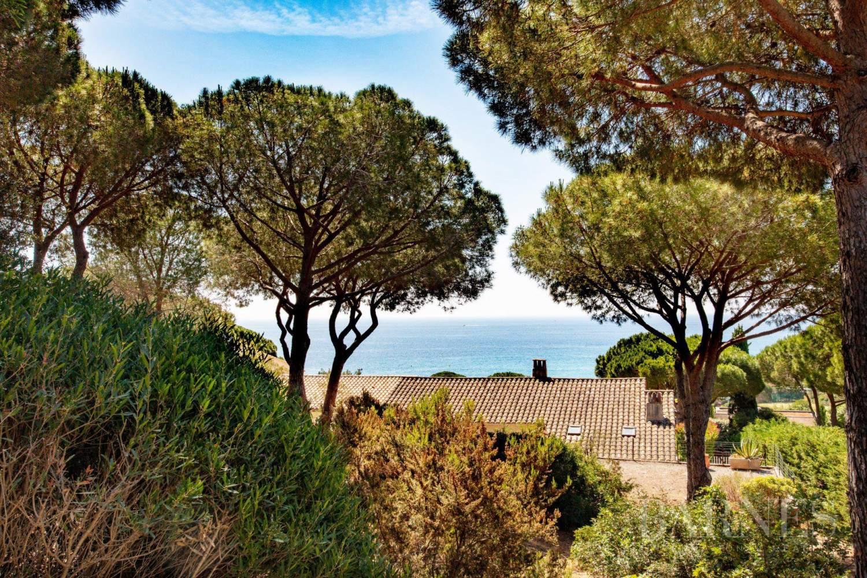 Gulf of Saint-Tropez- Ramatuelle - Quartier de l'Escalet, Nice sea view property picture 1