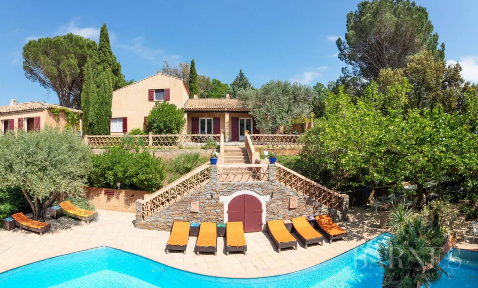 Grimaud  - House 11 Bedrooms - picture 2