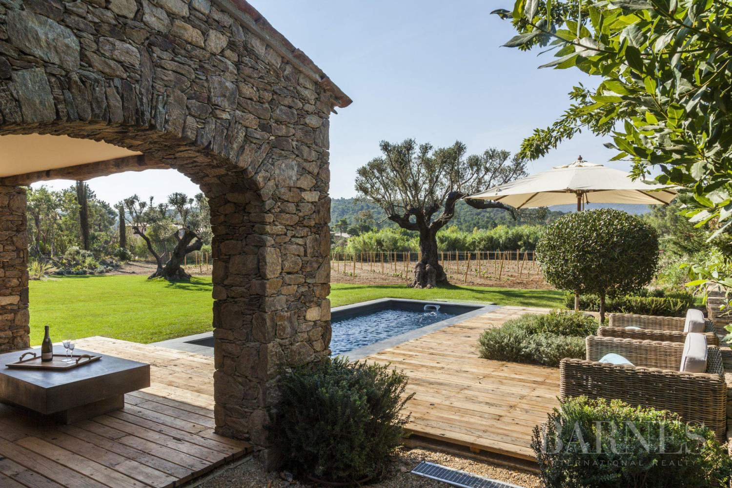 Gassin - Magnificent charming villa in the heart of the vineyards picture 3
