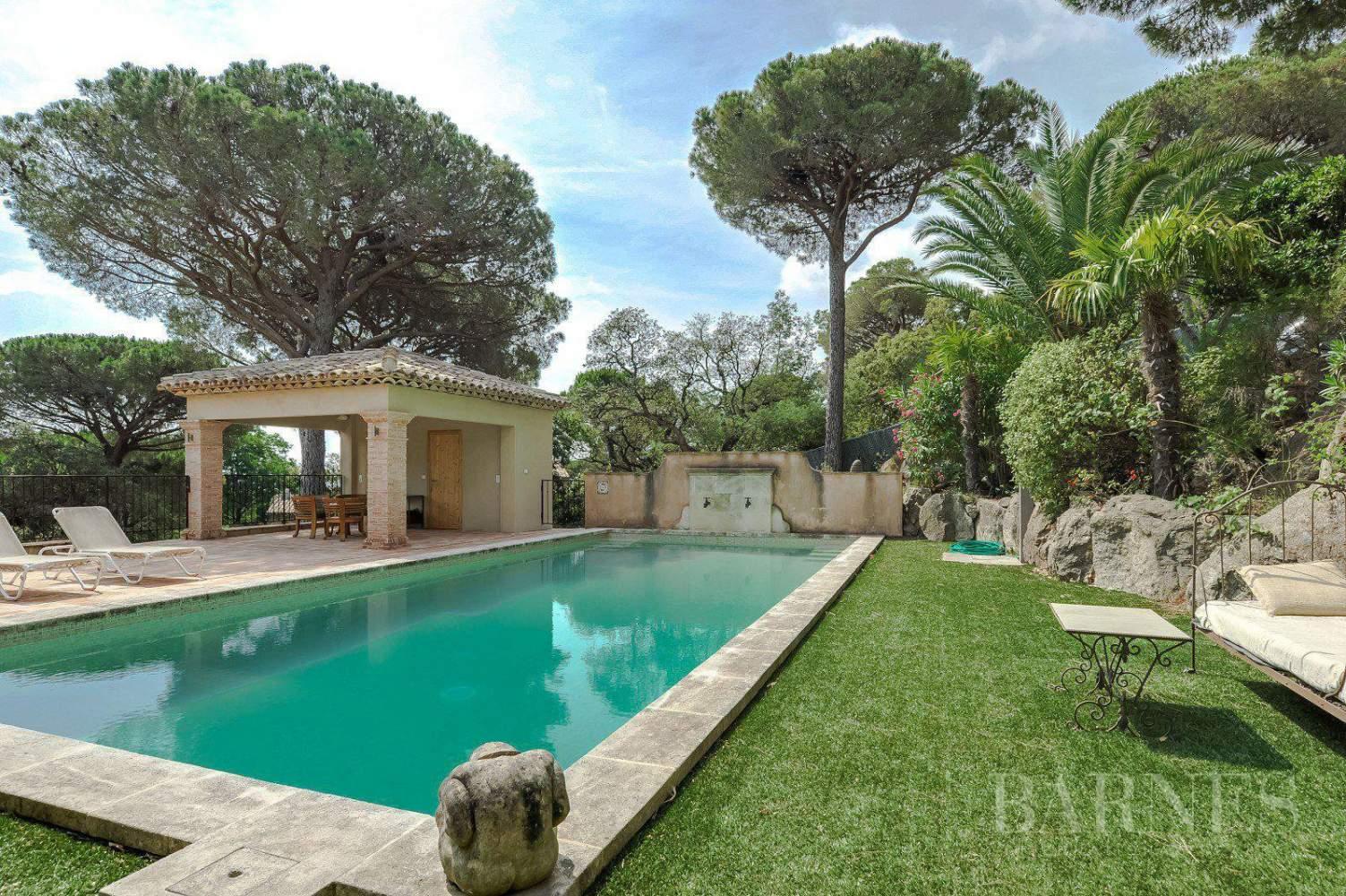 RAMATUELLE - Villa provençale, vue mer, proche de Saint Tropez picture 17