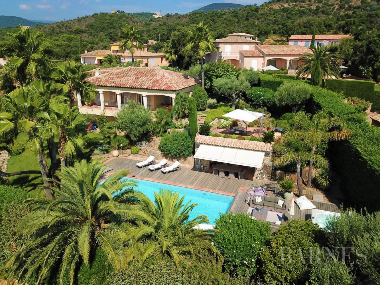 GRIMAUD - Beautiful villa with views of the countryside picture 6