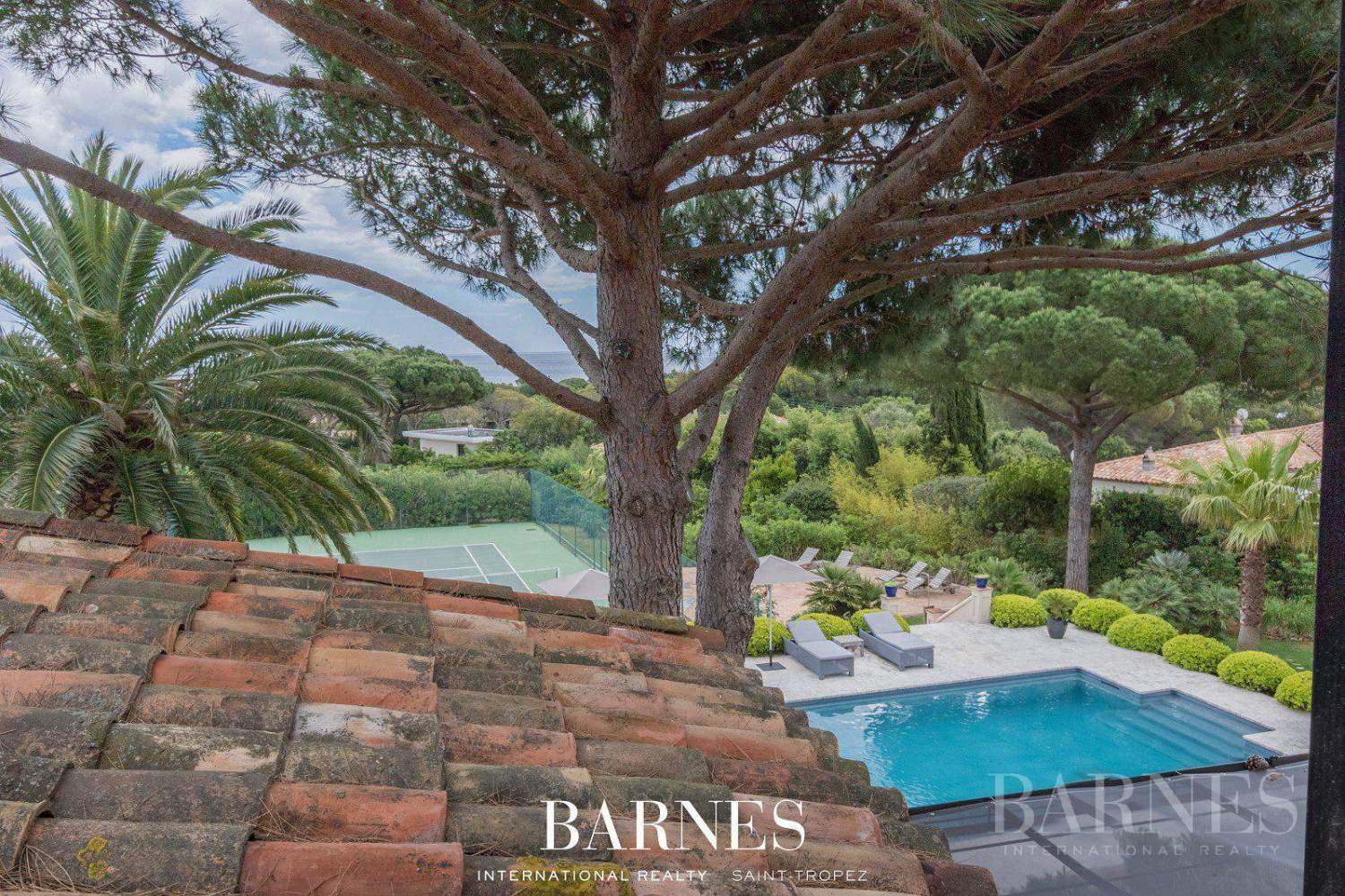 Ramatuelle - Pampelonne close to Club55 - 6 bedrooms - Piscine - Tennis picture 12