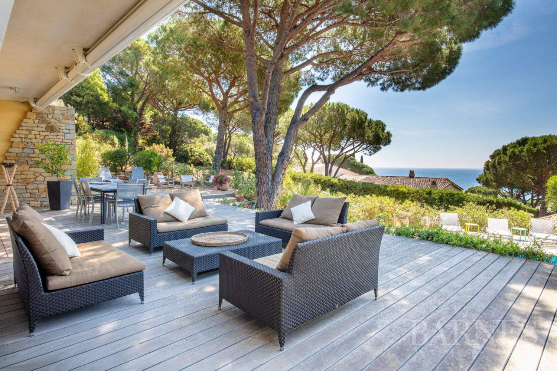 Gulf of Saint-Tropez- Ramatuelle - Quartier de l'Escalet, Nice sea view property picture 4