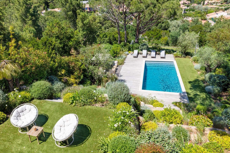 GRIMAUD - Villa moderne vue mer dans une résidence haut de gamme picture 4