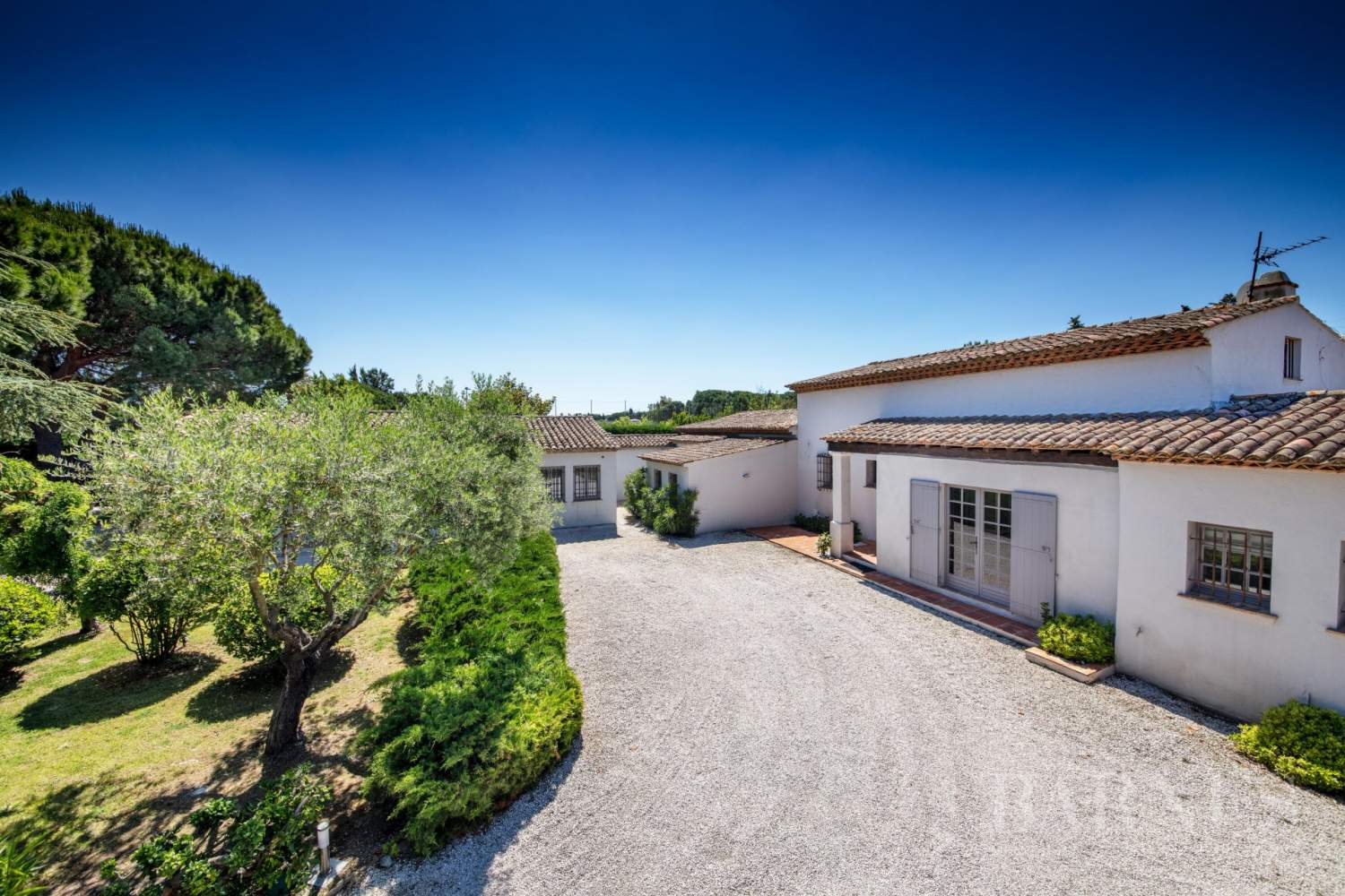 SAINT-TROPEZ - Les Salins / Canebiers - 7 bedrooms - Pool picture 4