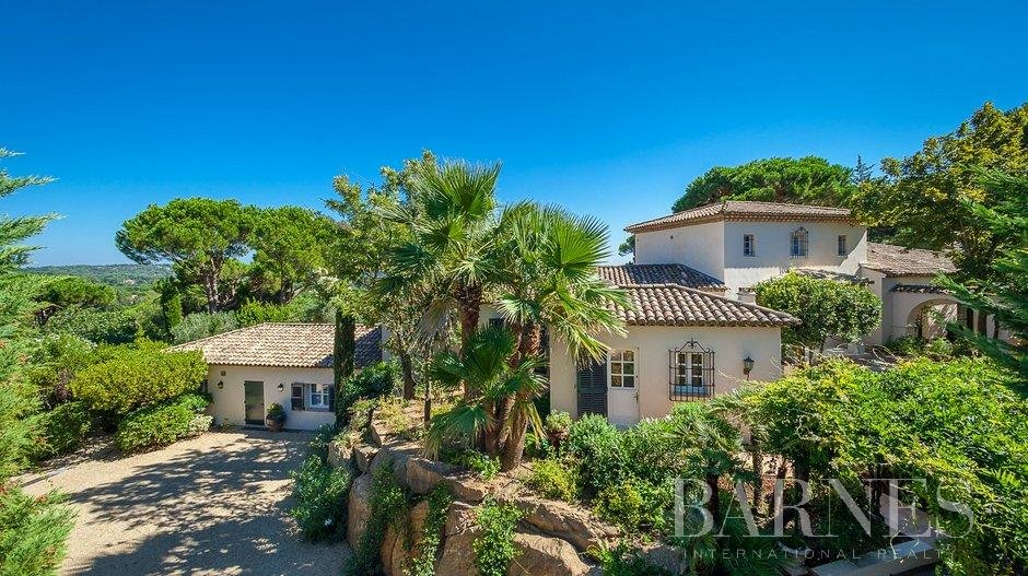 RAMATUELLE - Sea view - 6 bedrooms - Heated pool picture 4