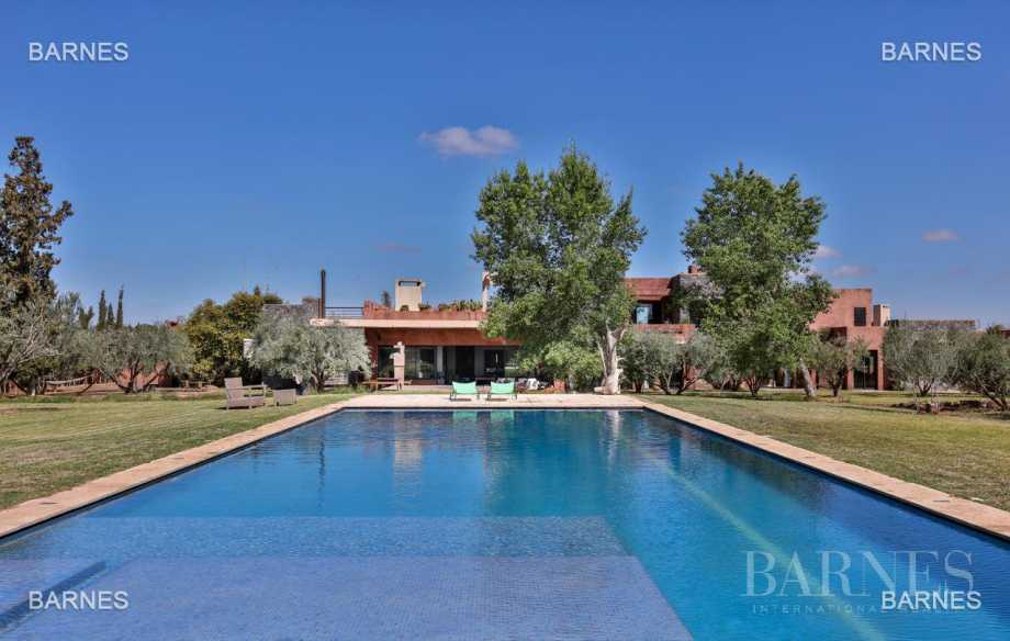 villa contemporaine sur la route d'ourika marrakech picture 19