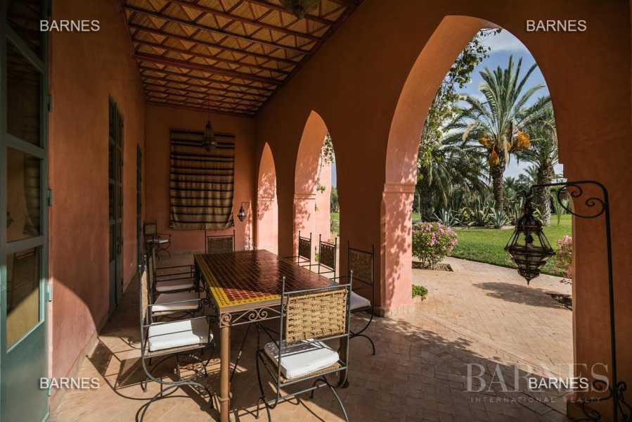 Marrakech  - House 7 Bedrooms
