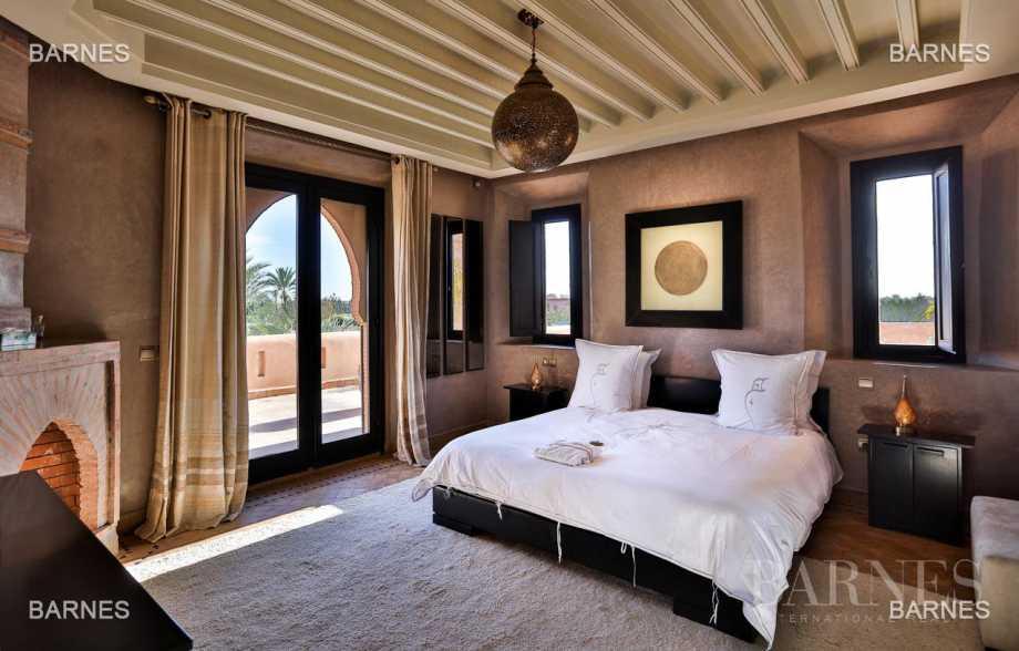 Marrakech  - Maison 11 Pièces 9 Chambres