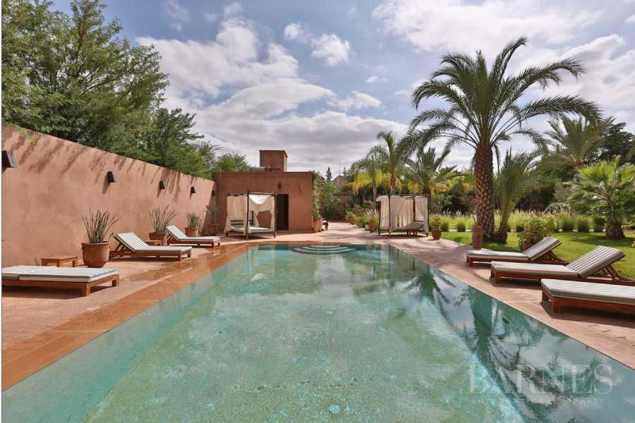 Marrakech  - Villa 9 Pièces 7 Chambres