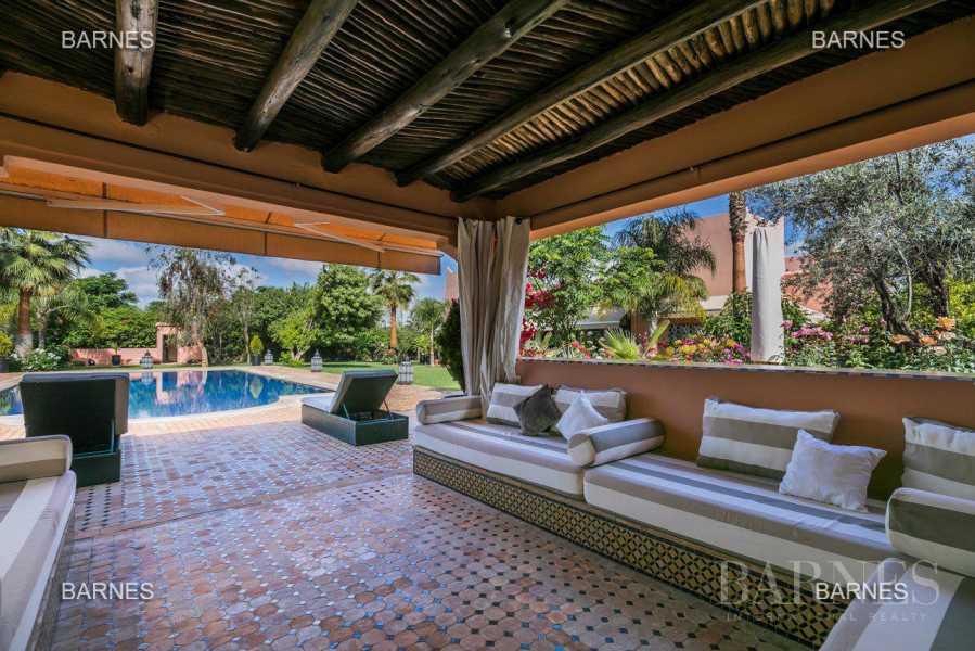 Marrakech  - Maison 6 Pièces 4 Chambres