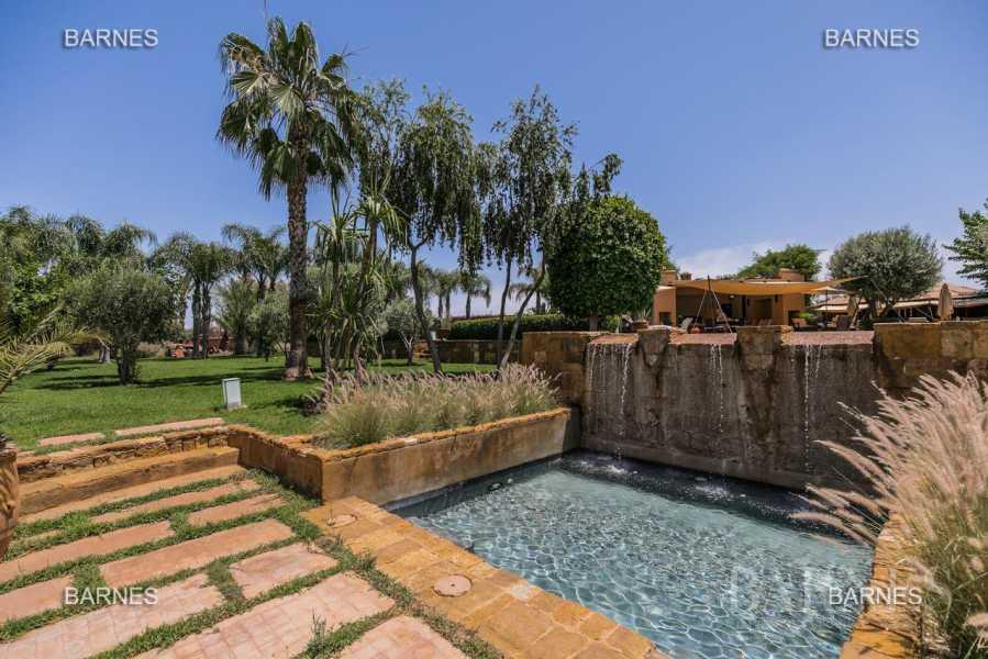 Marrakech  - Maison 8 Pièces 7 Chambres