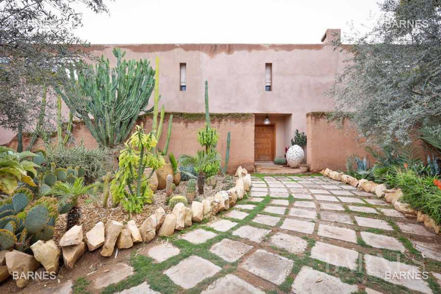 Marrakech  - Maison 10 Pièces 7 Chambres