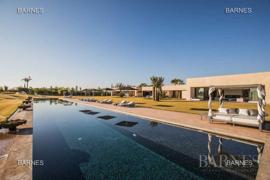 somptueuse villa contemporaine sur un parc de 3 hectares à 30 min de Marrakech picture 19