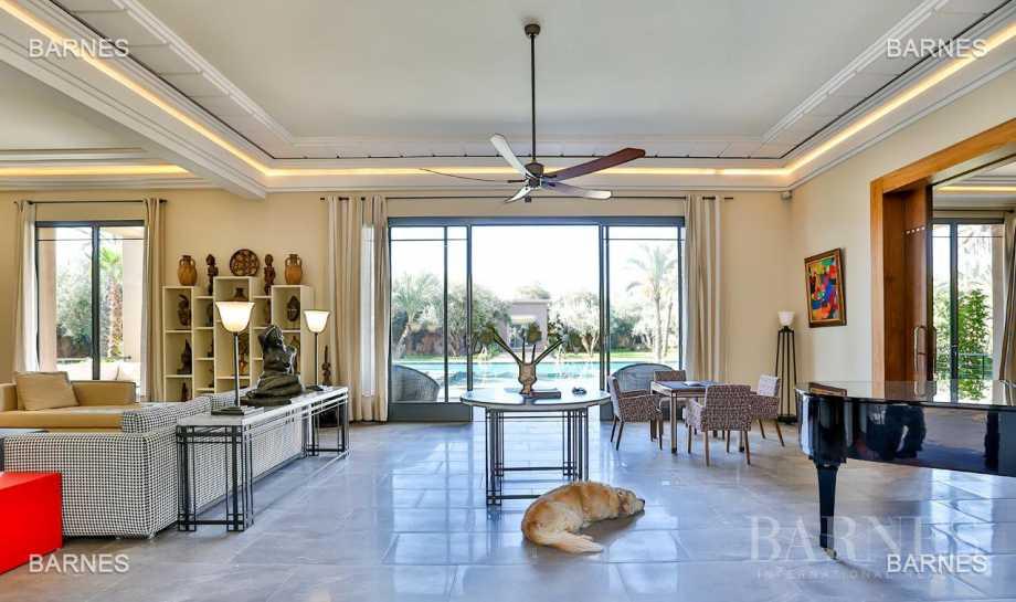 Marrakech  - Maison 16 Pièces 8 Chambres