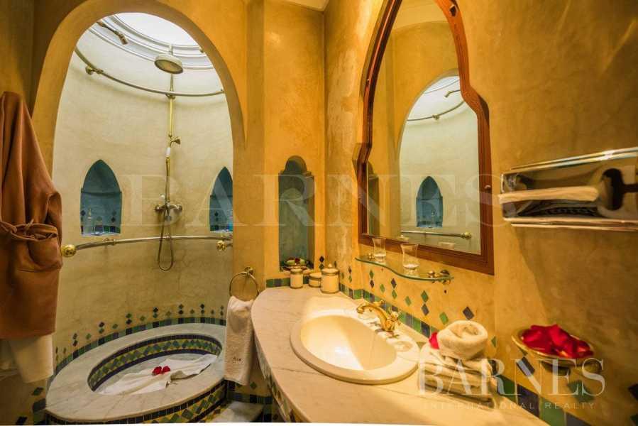 Marrakech  - Riad 10 Pièces 9 Chambres