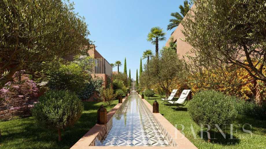 Marrakech  - Ensemble immobilier