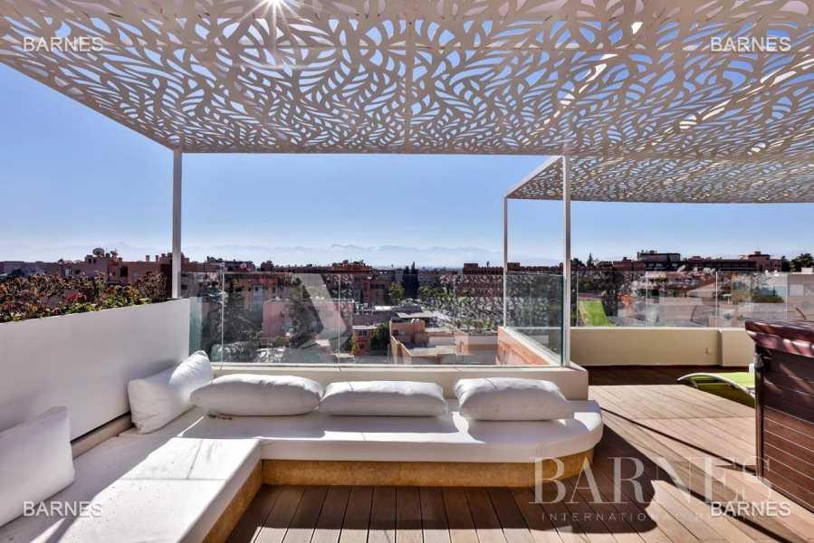 Marrakech  - Apartment 3 Bedrooms