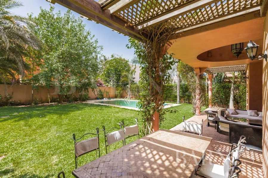 Marrakech  - Maison 5 Pièces 4 Chambres