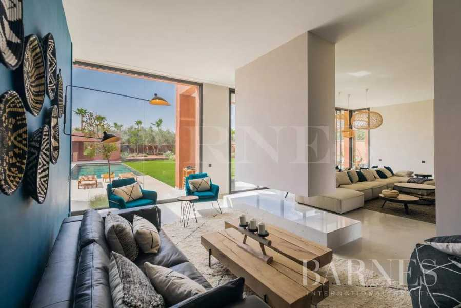 Marrakech  - Villa 5 Pièces