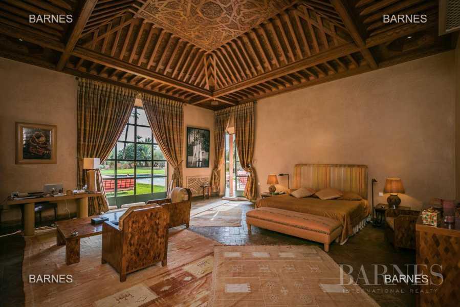 Marrakech  - Maison 9 Pièces 7 Chambres