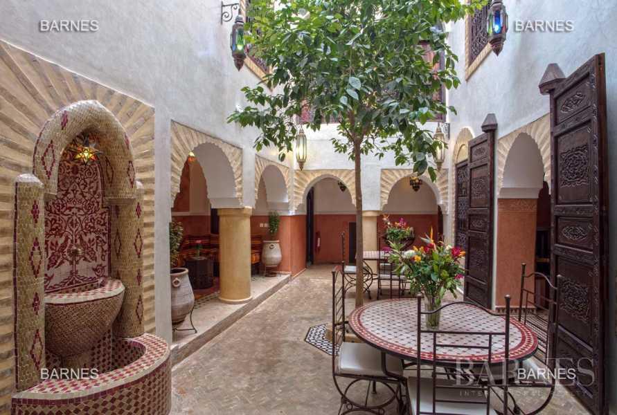 Marrakech  - Riad 14 Bedrooms
