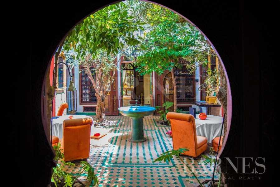 Marrakech  - Riad 13 Pièces