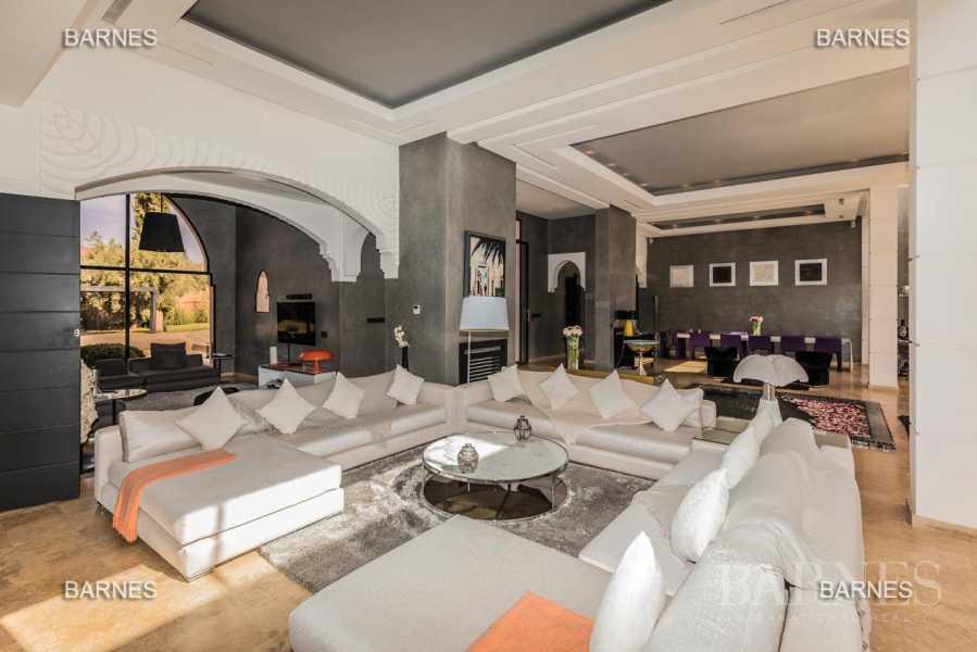 Marrakech  - Villa 8 Bedrooms