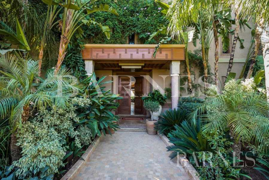 Marrakech  - Villa 11 Pièces 6 Chambres