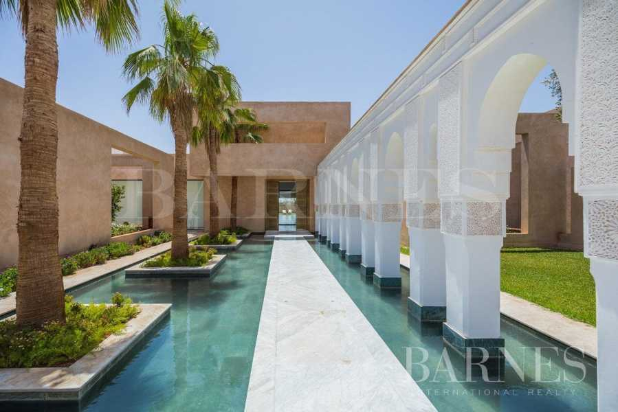 Marrakech  - House 6 Bedrooms