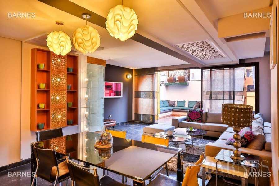 Marrakech  - Appartement 4 Pièces 3 Chambres