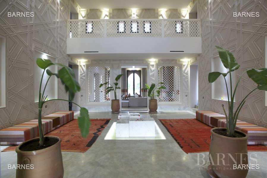 Marrakech  - Villa  6 Chambres