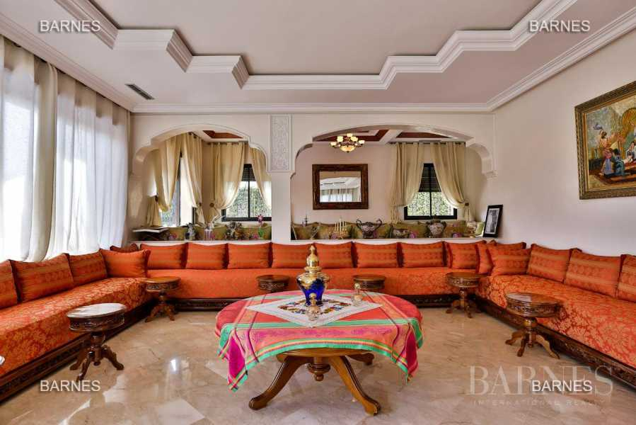 Marrakech  - Villa 8 Pièces 6 Chambres