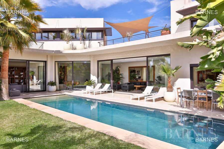 Très belle villa de style contemporaine sur un terrain de 1.000 m² picture 19