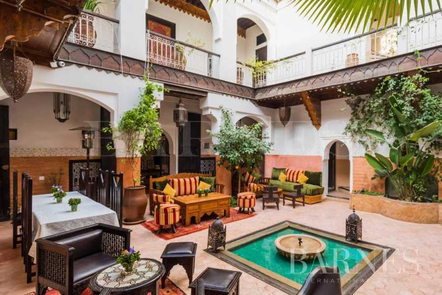 Marrakech  - Riad 11 Pièces 10 Chambres