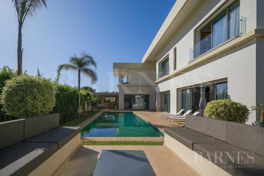 Marrakech  - Villa 8 Pièces 5 Chambres