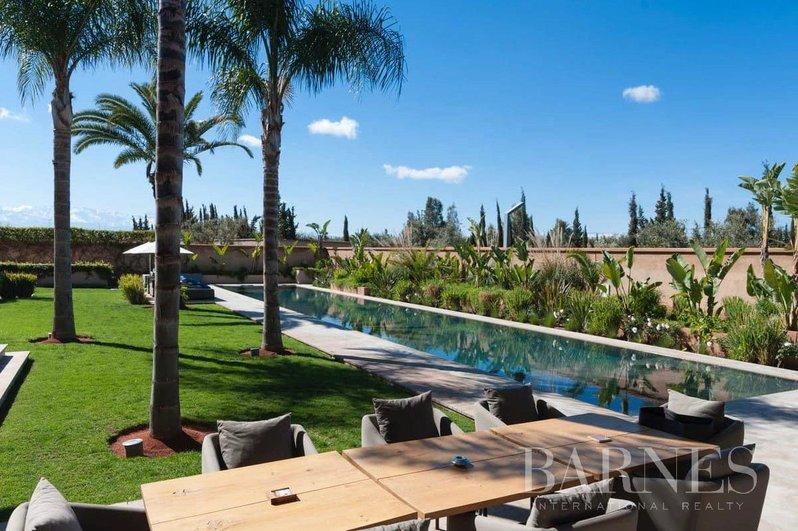 Marrakech  - Villa 10 Pièces 6 Chambres