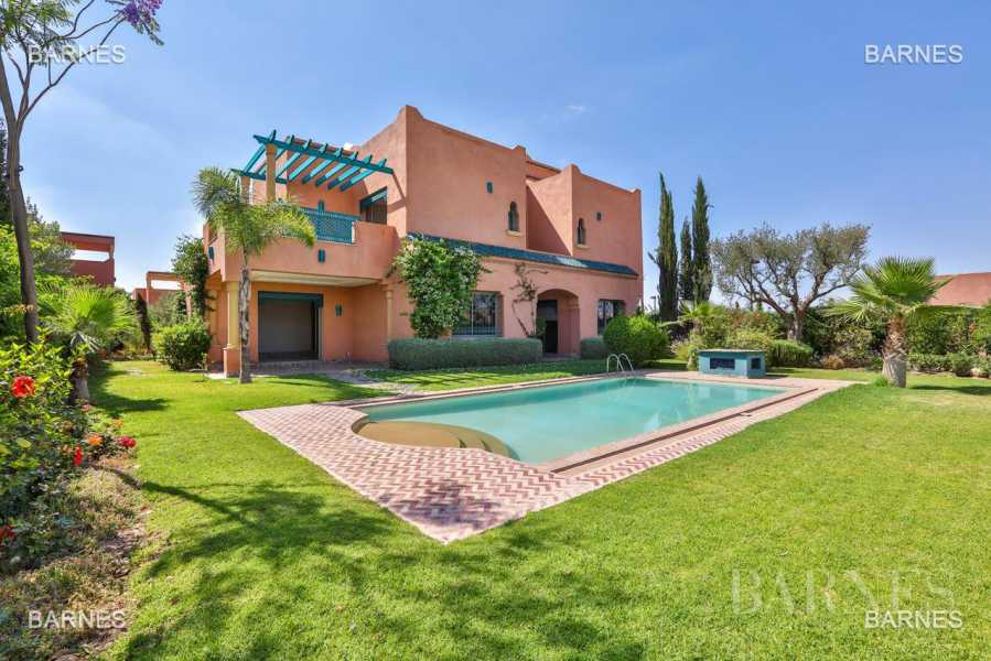Marrakech  - Maison 6 Pièces 3 Chambres