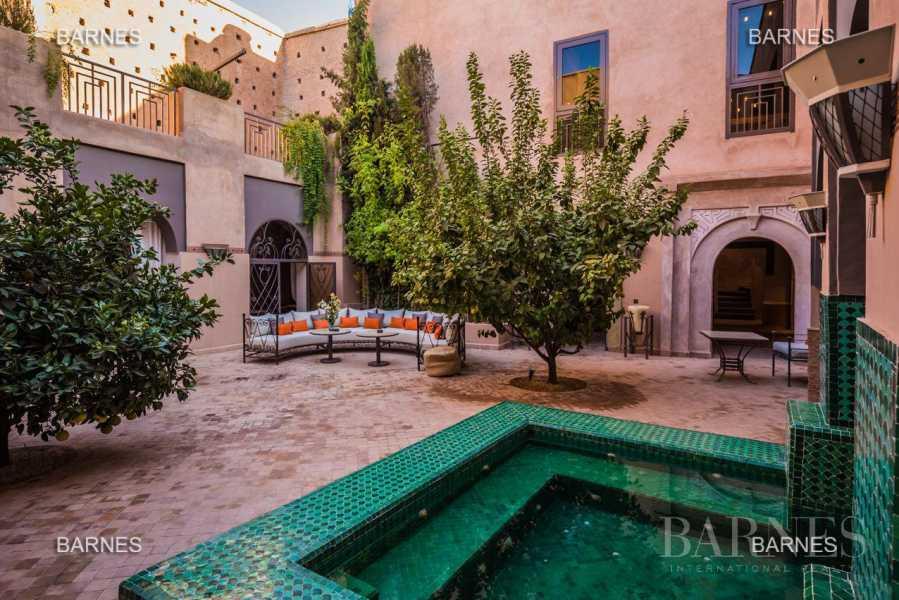 Maison d'hôtes, 1000 m² habitables, 526 m² au sol, 7 suites, 7 salles de bains, salon, salle à manger, terrasse, piscine / jacuzzi, hammam. picture 16