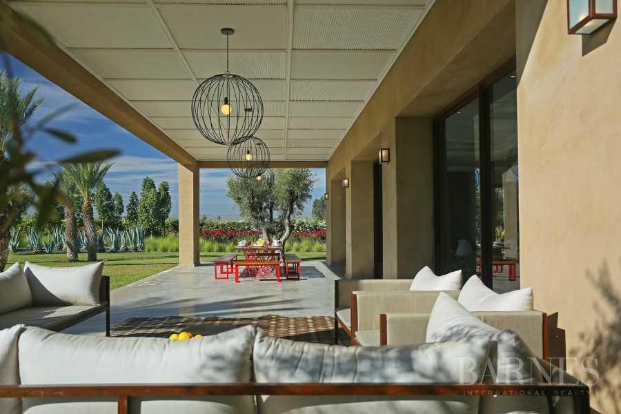 Marrakech  - Villa  8 Chambres