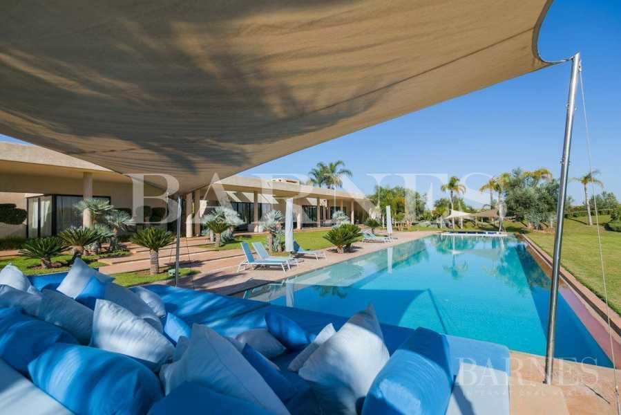 Marrakech  - Maison 7 Pièces 6 Chambres